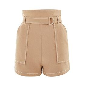 Topstitch Shorts