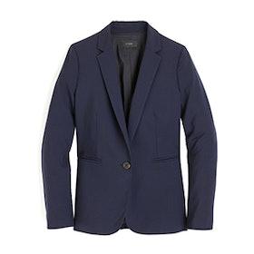 Parke Jacket In Italian Two-Way Stretch Wool