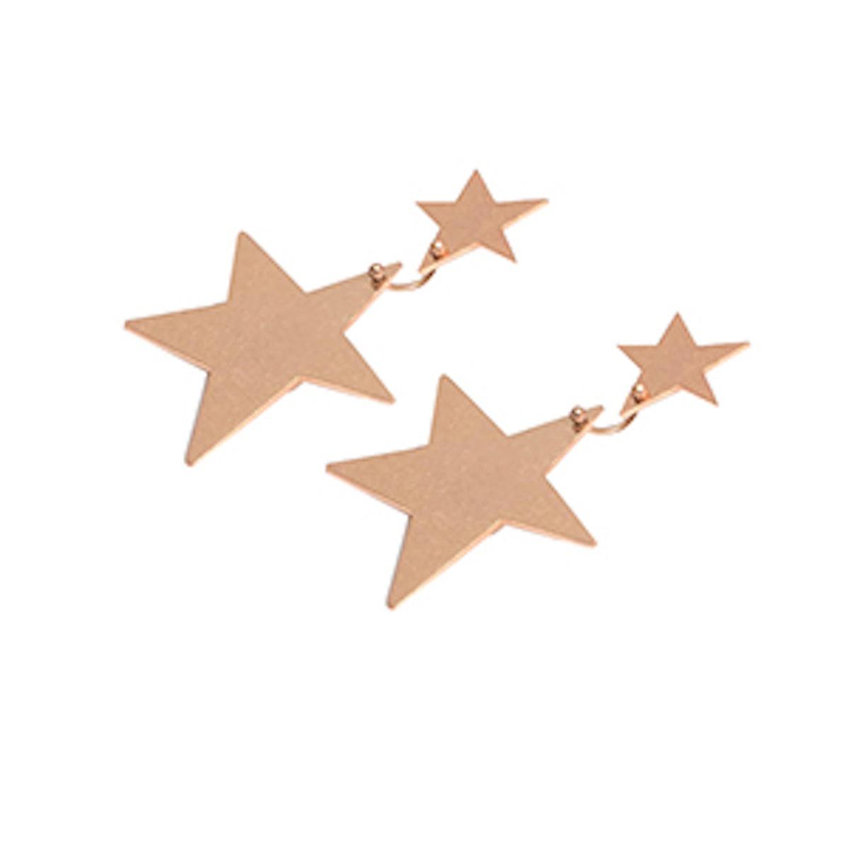 Star Statement Earrings