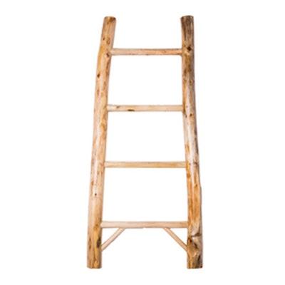 Wood Ladder Figure