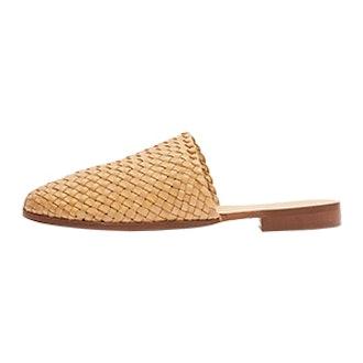Kane Woven Flat Shoes