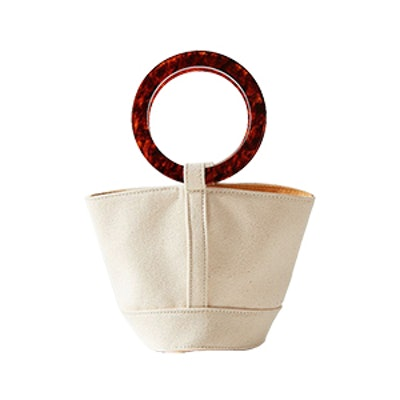 Simone Mini Bucket Bag