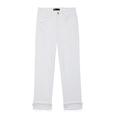 W3 Higher Ground Slim Crop Jeans