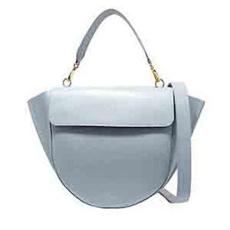 Hortensia Leather Shoulder Bag