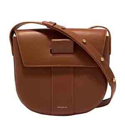 Miles Leather Shoulder Bag