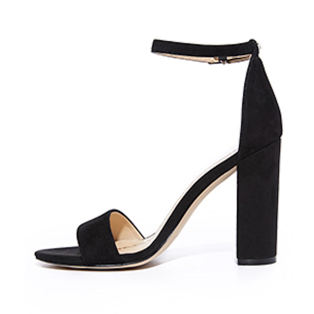 Yaro Suede Sandals