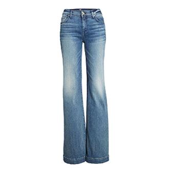 Tailorless Dojo Wide Leg Jeans