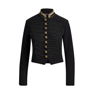 Cotton Twill Officer's Jacket