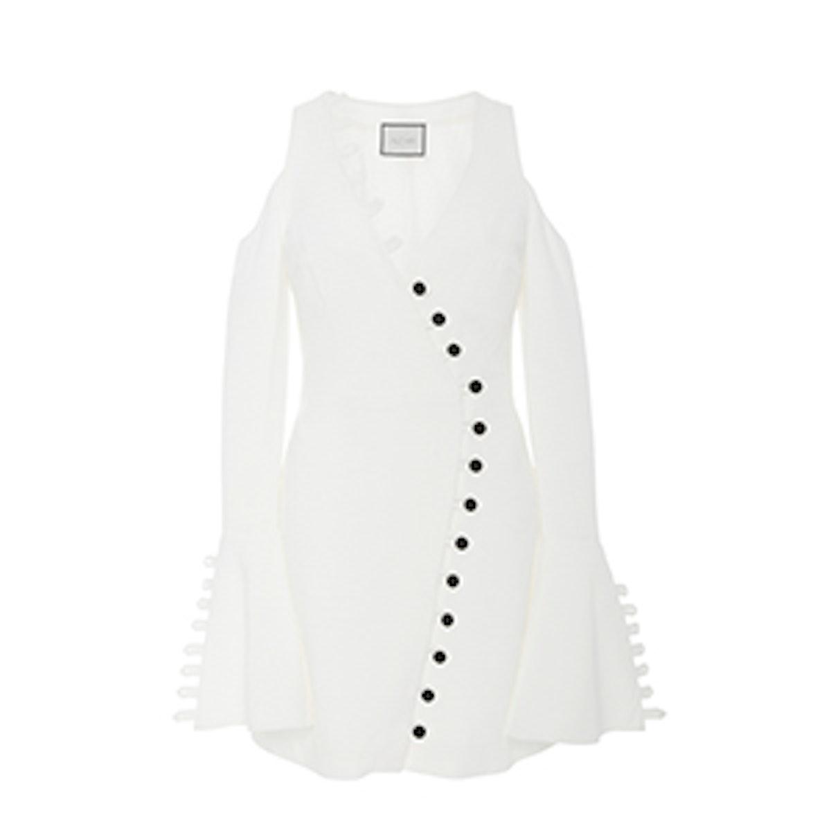 Galen Button Dress