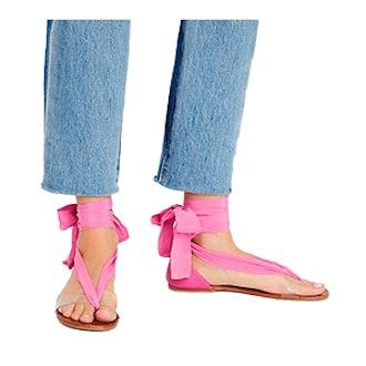 Barcelona Tie Sandal