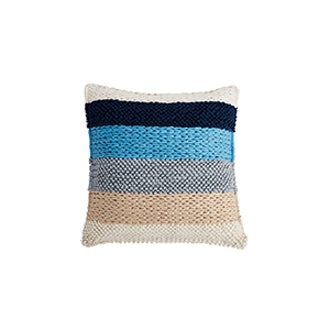 Be Who We Are Outdoor Fringe Pillow