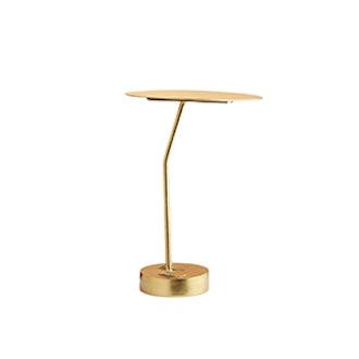 Brass Bird Side Table