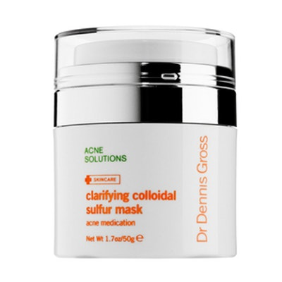 Dr. Dennis Gross Acne Solutions Clarifying Colloidal Sulfur Mask