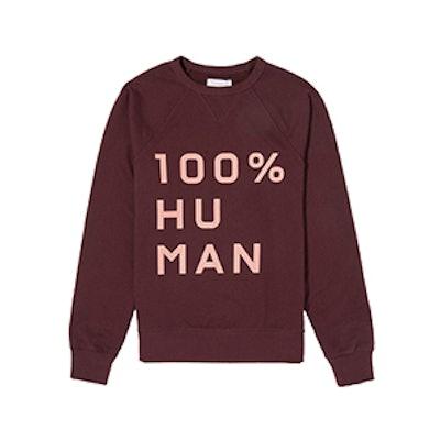 The Human Woman Unisex French Terry Sweatshirt
