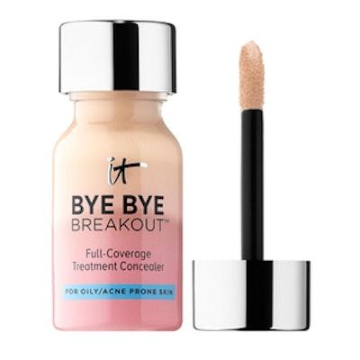 Bye Bye Breakout Full-Coverage Treatment Concealer