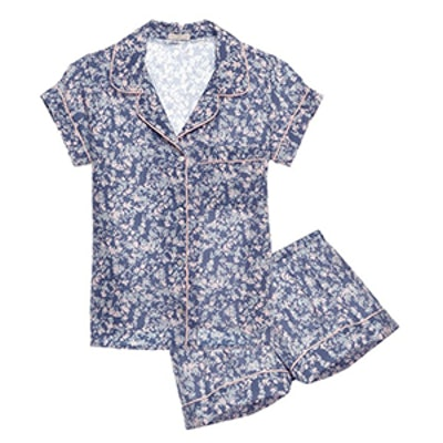 Lily Silk Short PJ Set