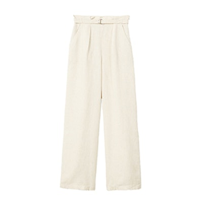 Belt Line Trousers