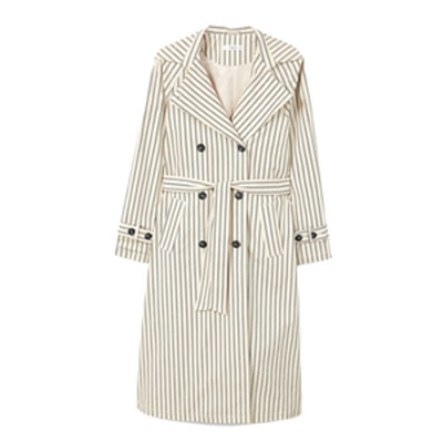Striped Belt Trench