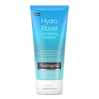 Hydro Boost Exfoliating Cleanser