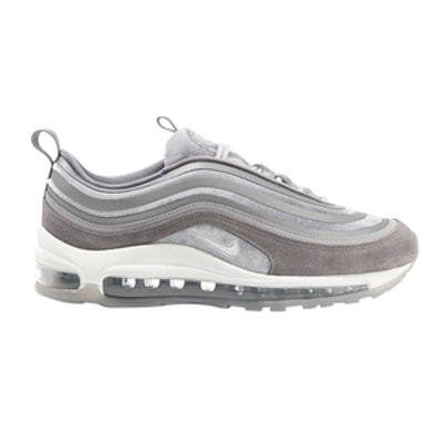 Air Max 97 Velvet, Nubuck And Rubber Sneakers