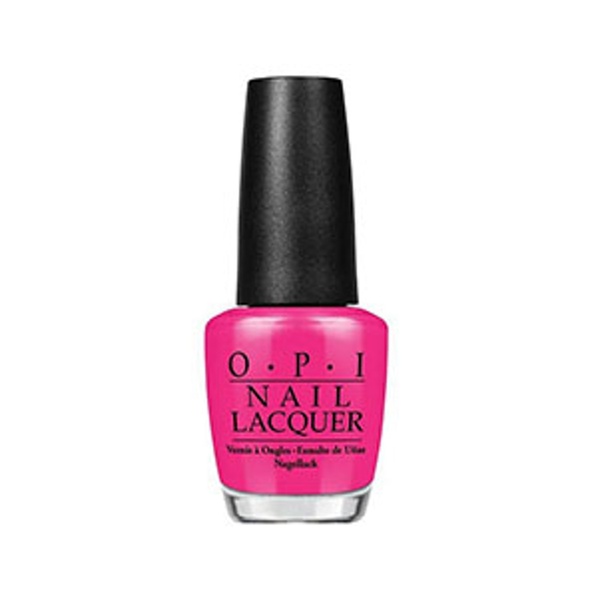 OPI Precisely Pinkish Nail Lacquer