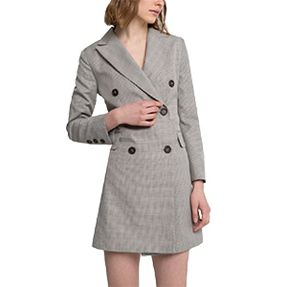 Aerin Double Breasted Blazer Dress