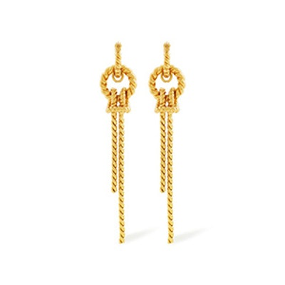 Maisy Knotted Earrings