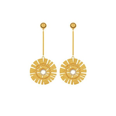 Natasha Starburst Earrings