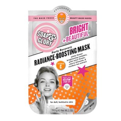 Bright & Beautiful Radiance-Boosting Mask