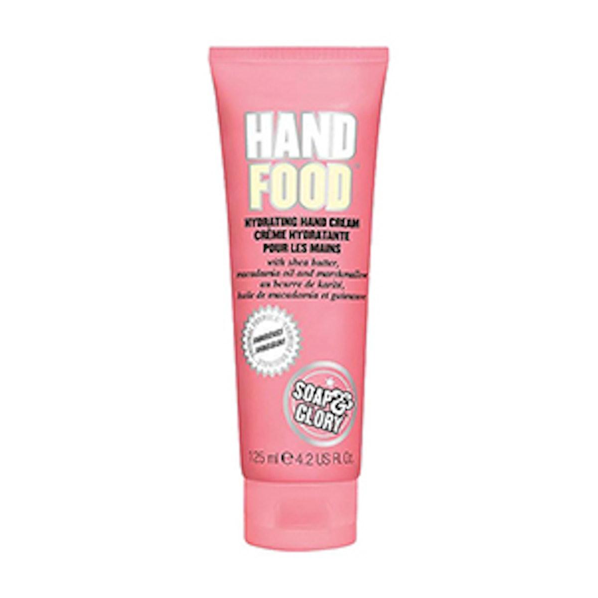 Hand Food Hand Cream