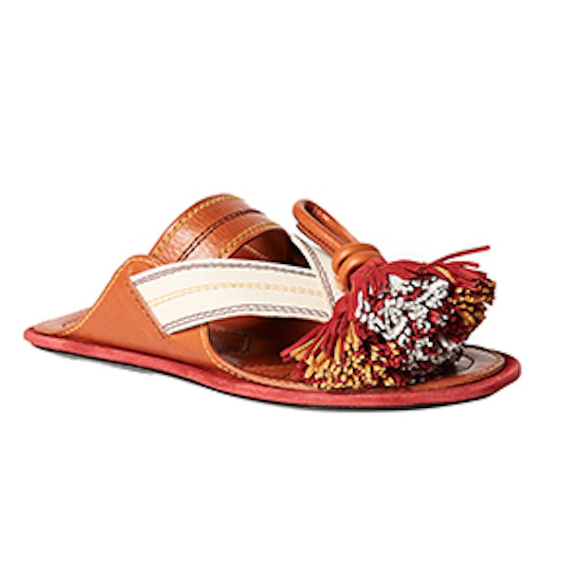 Tassel Sandals