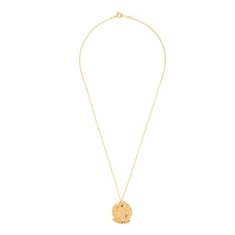 The Forgotten Memory Gold-Plated Necklace