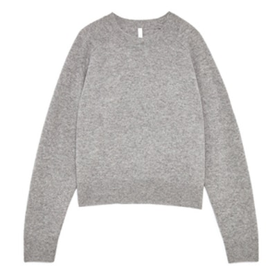 Luxe Cashmere Crew
