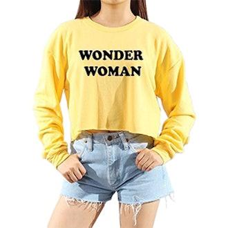 Wonder Woman Top