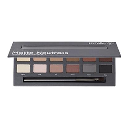 Matte Neutrals Eyeshadow Palette