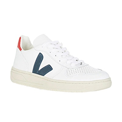 Vejas V-10 Leather Sneakers