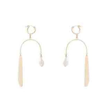 Laurel Hoop Earrings