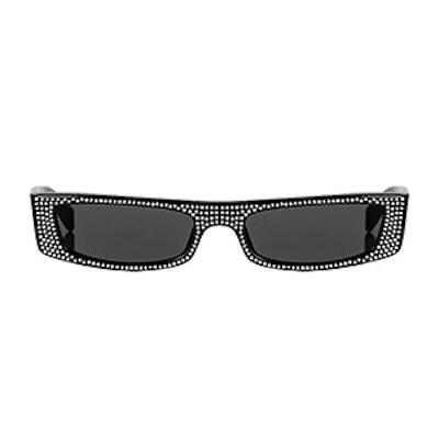 """EdwidgeJeweled"" Sunglasses"