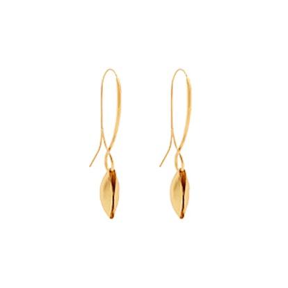 Shell-Drop Earrings