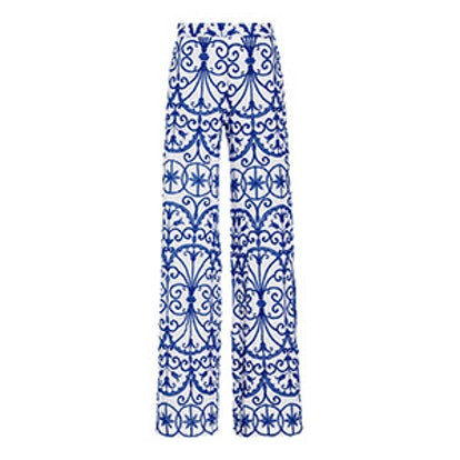Amelianna Embroidered Pant
