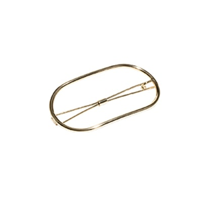 Open-Frame Hair Clip