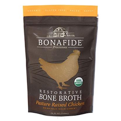 Organic Restorative Chicken Bone Broth