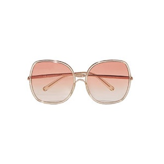 Nate Square Frame Acetate Glasses