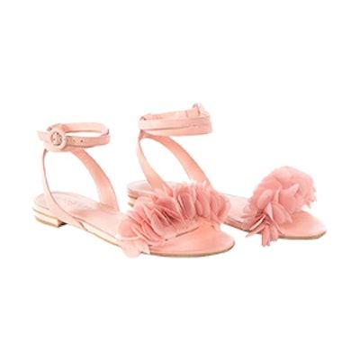 Jaja Nude Sandals