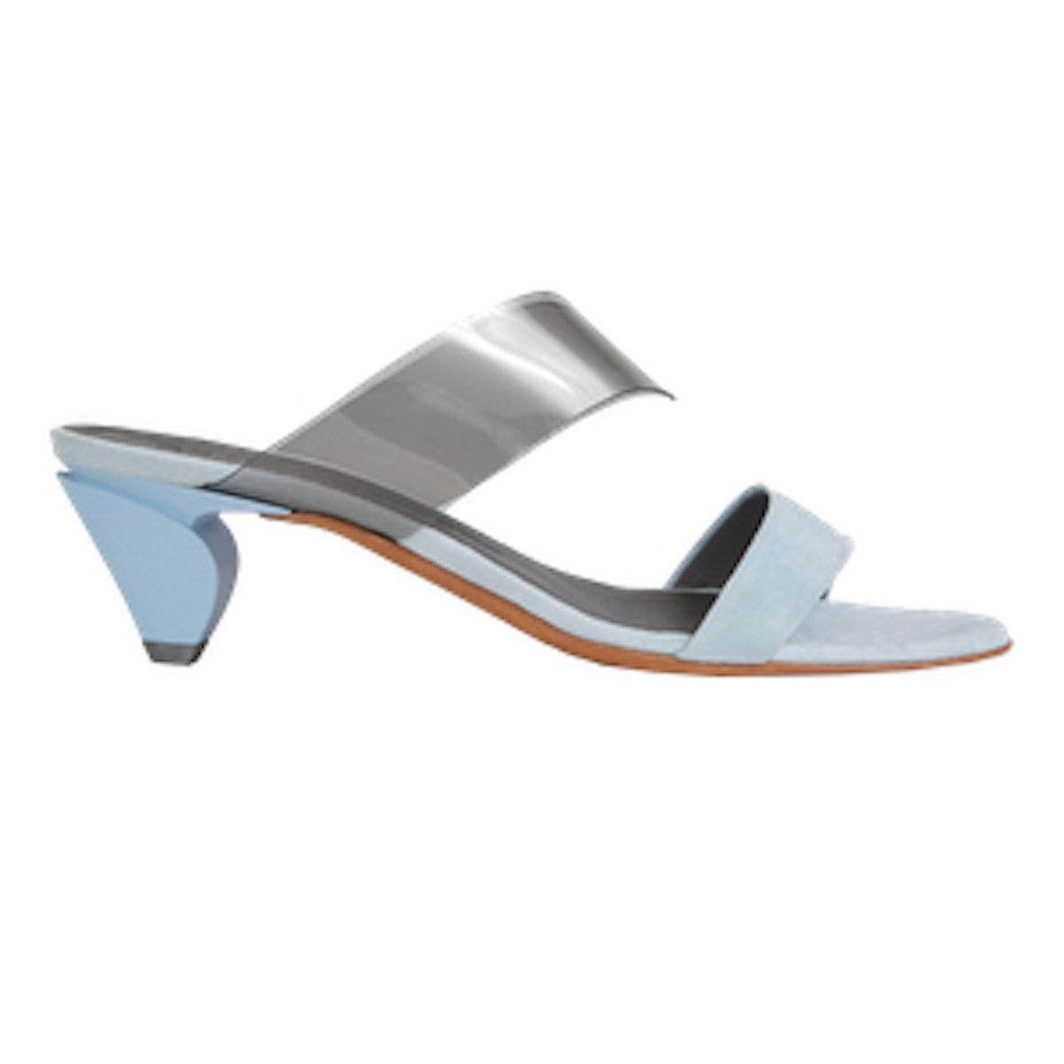 Giada Virgola Azzurro Cielo Sandal
