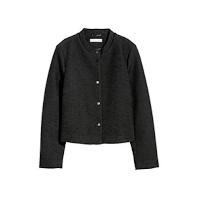 H&M Textured Jacket