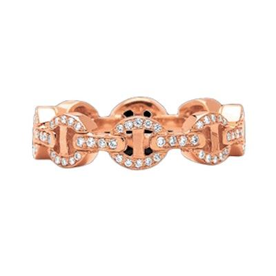 Dame Tri-Link Ring