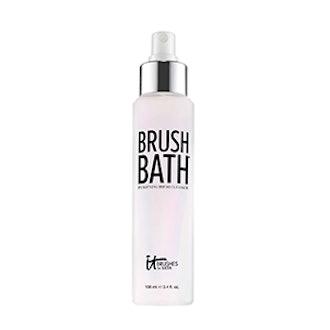 Brush Bath Purifying Brush Cleaner