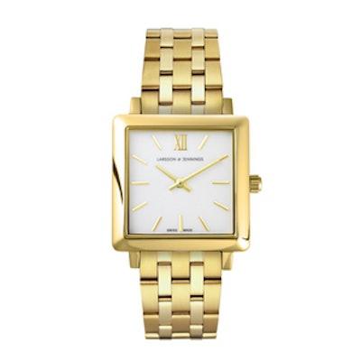 Norse Vasa Gold/White Bracelet Watch