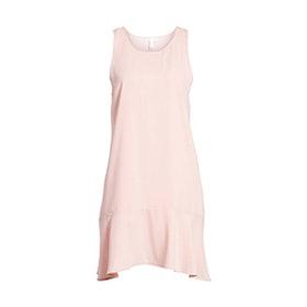 Flounce Hem Dress